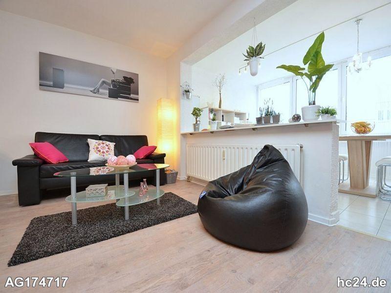Sonnige, modern möblierte Wohnung in Stuttgart Vaihingen