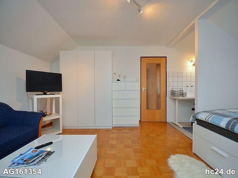 Modern möblierte 1,5-Zimmer Wohnung in Stuttgart Vaihingen