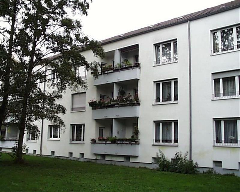 Mitten drin statt nur dabei: günstige 3,5-Zimmer-Wohnung